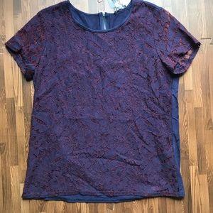 Stitch Fix Market & Spruce- Hans crochet front top